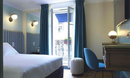 Chambre Supérieure - Hotel Bachaumont - Paris