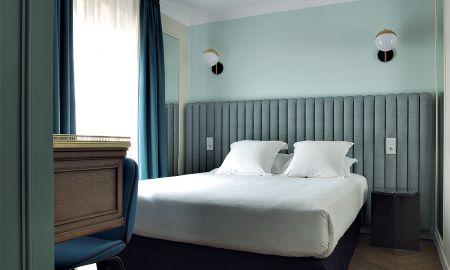 Chambre Classique - Hotel Bachaumont - Paris