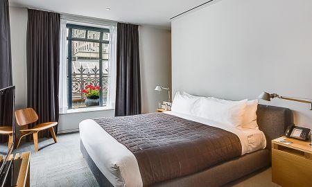 Terraza Gault - Hotel Gault - Montreal