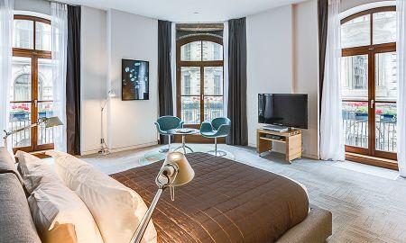 Suite Corner - Hotel Gault - Montreal
