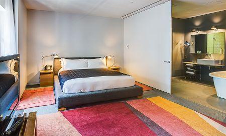 Suite De Lujo - Hotel Gault - Montreal