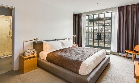 Terraza Deluxe - Hotel Gault - Montreal