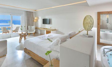 Anax двухкомнатный люкс с частным бассейном - Anax Resort And Spa - Mykonos