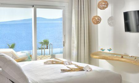 Представительский люкс - Anax Resort And Spa - Mykonos