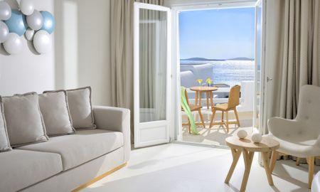 Люкс для новобрачных - Anax Resort And Spa - Mykonos