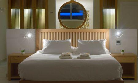 Аппартаменты Люкс с видом на пляж с частным джакузи - Anax Resort And Spa - Mykonos