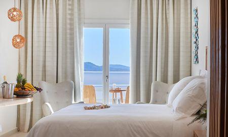 Представительский люкс с двумя спальнями - вид на море - Anax Resort And Spa - Mykonos