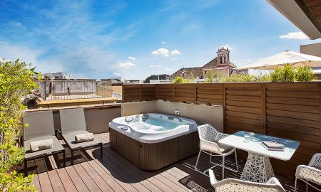 Suite 1800 with Terrace and Jacuzzi - Hotel Casa 1800 Sevilla - Seville
