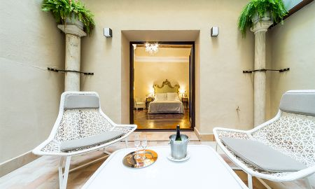 Premium Room with Patio - Hotel Casa 1800 Sevilla - Seville