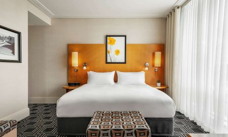Superior Room, 1 King Bed - Sofitel Montreal Golden Mile - Montreal