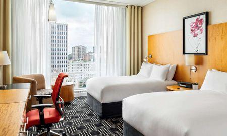 Luxury Room, 2 Doubles Beds - Sofitel Montreal Golden Mile - Montreal