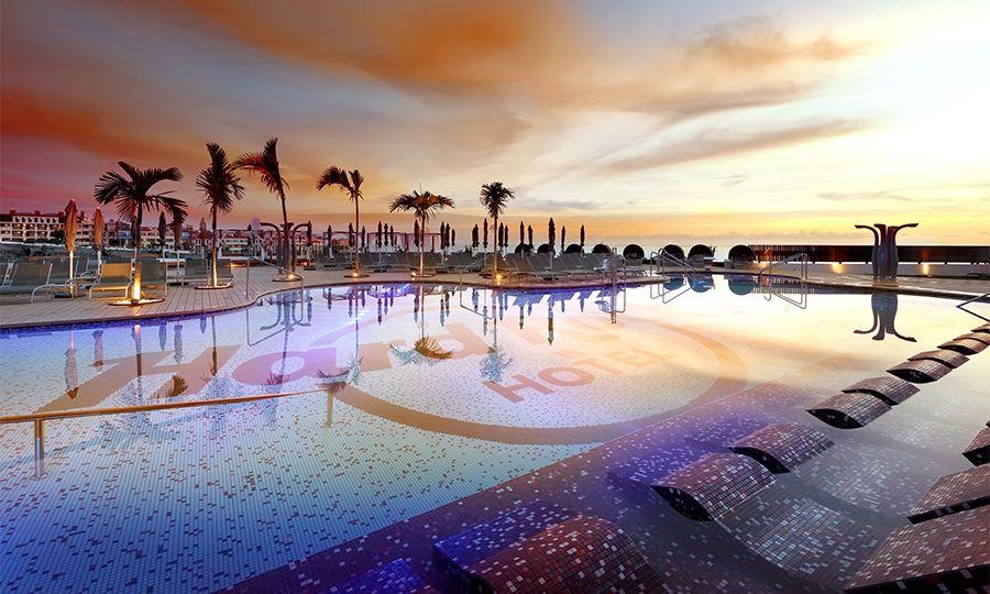Hard Rock Hotel Tenerife - îles Canaries