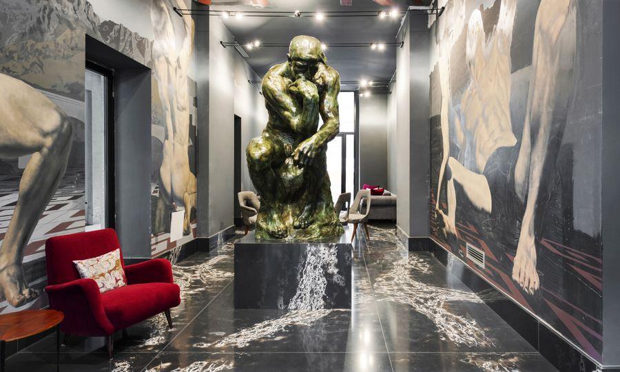 Hotel Galleria Vik Milano Booking Info