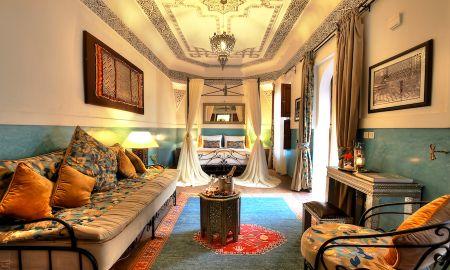 Chambre Deluxe Double - Riad Le Clos Des Arts - Marrakech