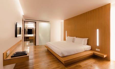 Chambre Deluxe avec Vue sur la Mer - Sensimar Koh Samui – Adults Only Resort - Koh Samui