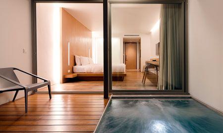 Chambre Deluxe avec Bassin d'immersion - Sensimar Koh Samui – Adults Only Resort - Koh Samui
