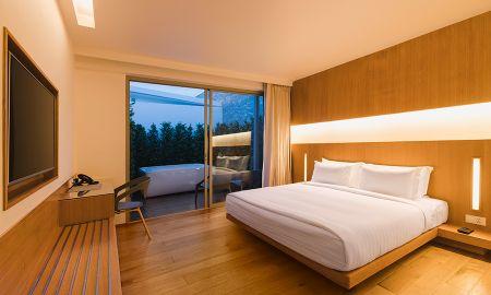 Chambre avec Jardin et Jacuzzi - Sensimar Koh Samui – Adults Only Resort - Koh Samui