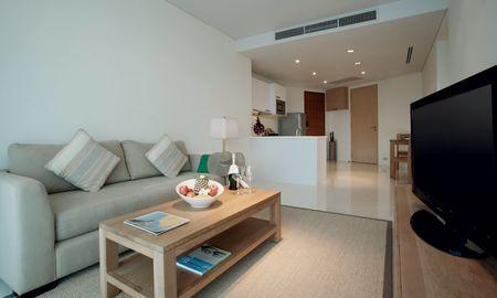 One Bedroom Apartment with kitchen and balcony - Splash Beach Resort Maikhao Phuket - Phuket