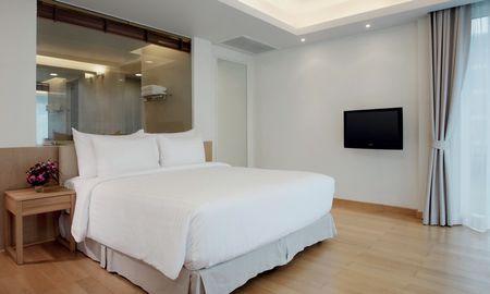 One Bedroom Residence no balcony - Splash Beach Resort Maikhao Phuket - Phuket