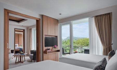 Two Bedroom Residence with balcony - Splash Beach Resort Maikhao Phuket - Phuket
