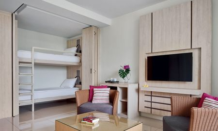 Executive One Bedroom Family Suite with balcony - Splash Beach Resort Maikhao Phuket - Phuket