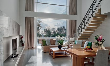 Two Bedroom Penthouse Pool Suite - Splash Beach Resort Maikhao Phuket - Phuket