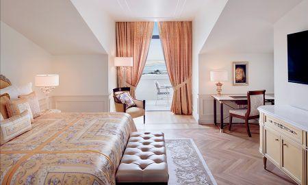 Chambre Versace Premier avec Vue sur Crique - Palazzo Versace Dubai - Dubai