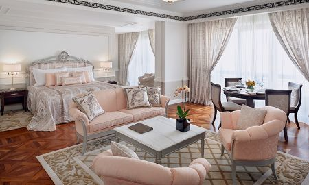 Suite Junior Vue Ville - Palazzo Versace Dubai - Dubai