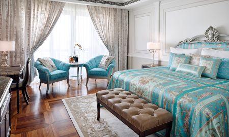 Chambre Versace Premier - Vue Crique - Palazzo Versace Dubai - Dubai