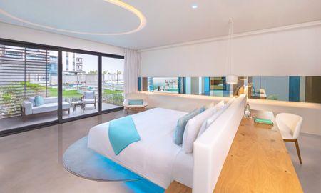 Habitación Luux King - Vista al Mar - Nikki Beach Resort & Spa Dubai - Dubai