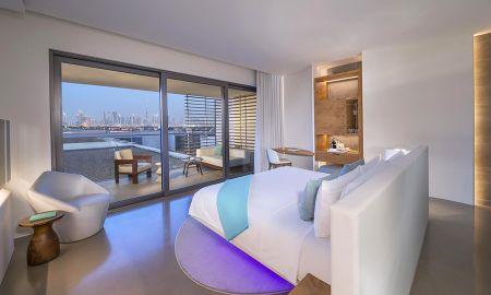 Chambre Double Deluxe - Nikki Beach Resort & Spa Dubai - Dubai