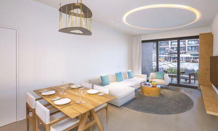 Suite Junior avec Vue Piscine - Nikki Beach Resort & Spa Dubai - Dubai