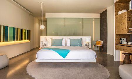 Chambre Double avec Terrasse - Nikki Beach Resort & Spa Dubai - Dubai