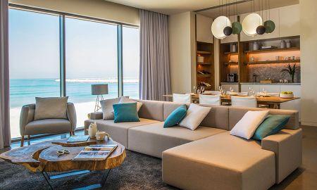 Suite Junior avec Vue Mer - Nikki Beach Resort & Spa Dubai - Dubai
