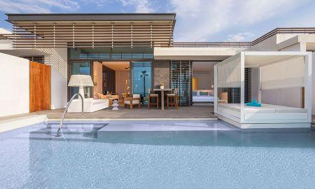 Villa Deluxe - Nikki Beach Resort & Spa Dubai - Dubai