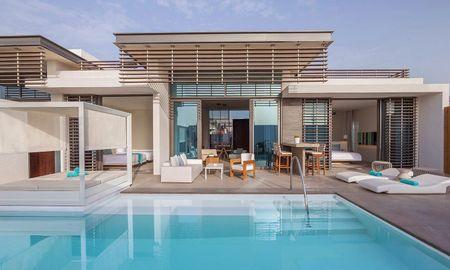 Beach Villa Dos Dormitorios - Piscina Privada - Nikki Beach Resort & Spa Dubai - Dubai
