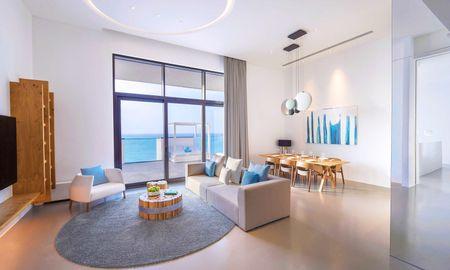 Suite Ultra - Vista Mar - Nikki Beach Resort & Spa Dubai - Dubai