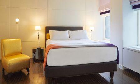 Quarto Standard Queen - Hotel St Paul - Montreal