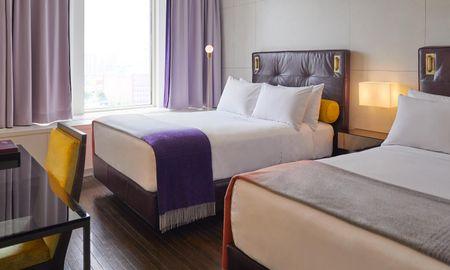 Superior Room 2 camas duplas - Hotel St Paul - Montreal
