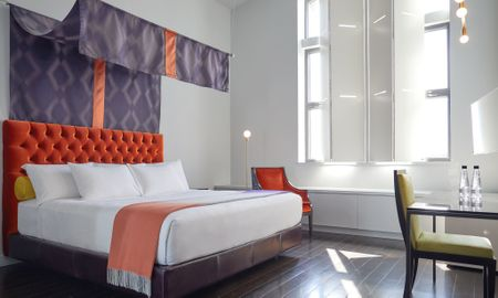 Quarto Superior King - Hotel St Paul - Montreal