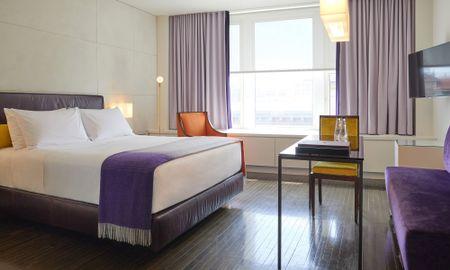 Quarto Superior Queen - Hotel St Paul - Montreal