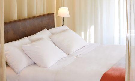 Suite Deluxe King - Hotel St Paul - Montréal