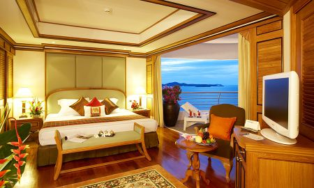 Suite Regency une Chambre - Royal Cliff Grand Hotel - Pattaya
