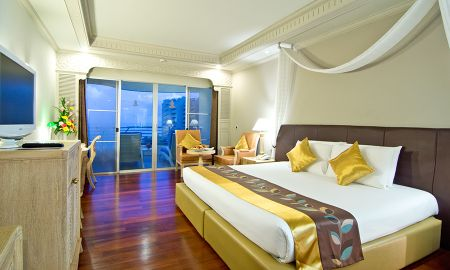 Grand Room - Vista al Mar - Royal Cliff Grand Hotel - Pattaya