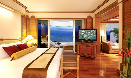 Suite Real Dos Habitaciones - Royal Cliff Grand Hotel - Pattaya
