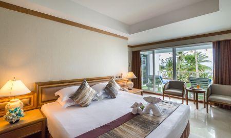 Семейный люкс - С двумя спальнями - Royal Cliff Beach Terrace - Pattaya
