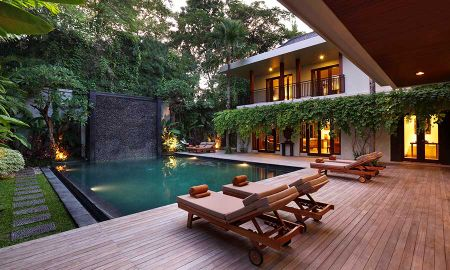 Villa Tres Dormitorios con Piscina - Awarta Nusa Dua Luxury Villas & Spa - Bali