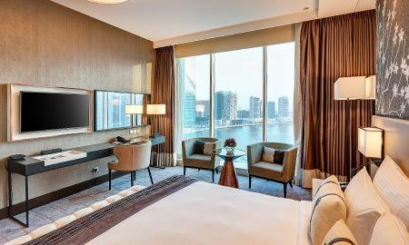 Chambre Supérieure King avec vue sur le canal - Steigenberger Hotel - Business Bay - Dubai