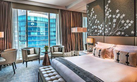 Chambre Supérieure avec lit king - Steigenberger Hotel - Business Bay - Dubai