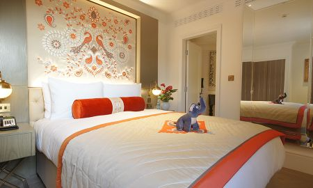 Chambre Deluxe - The Lalit London - Londres